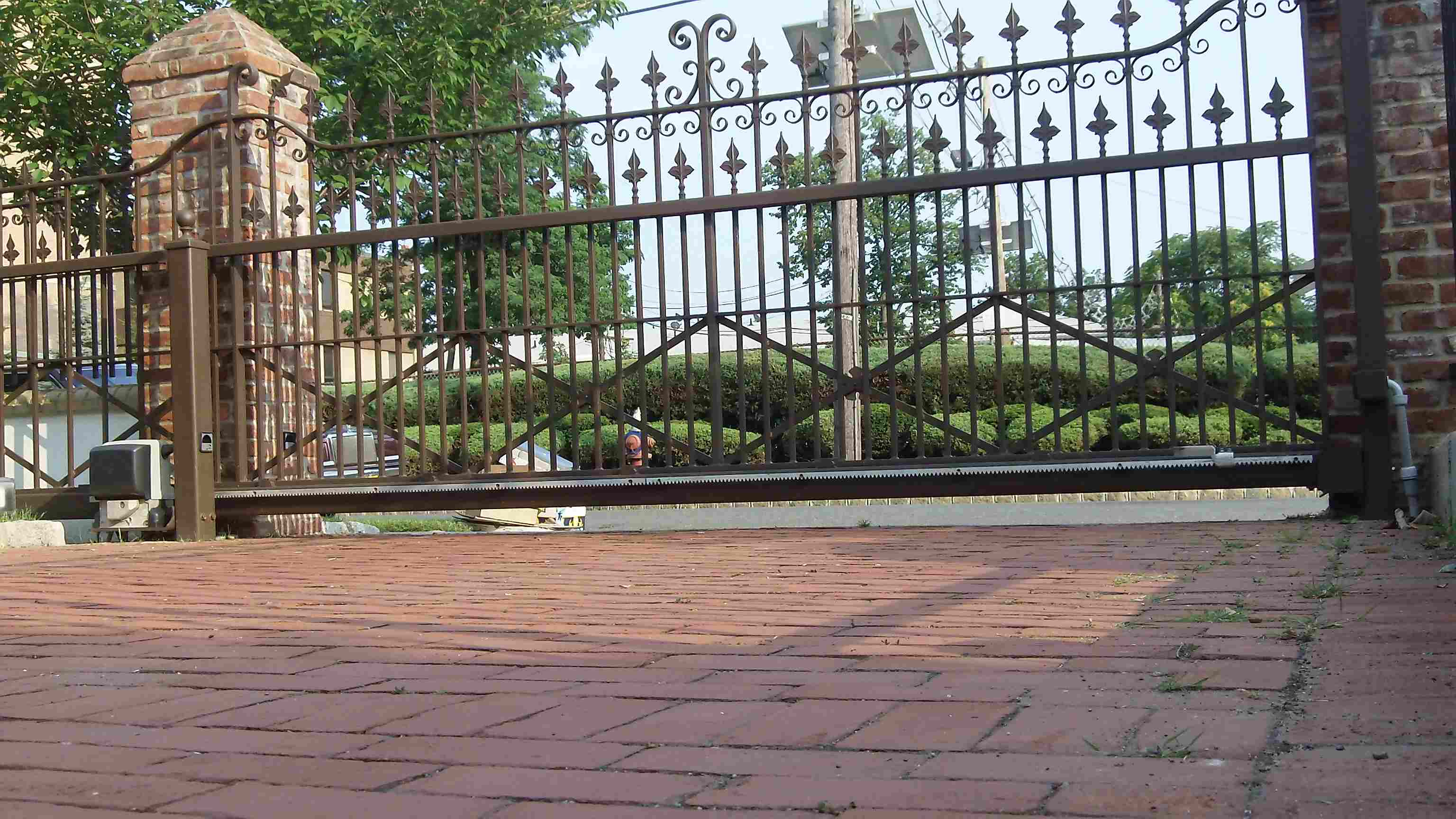 Residential Gate In New Jersey Duragates The One Stop