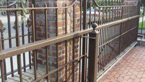 D001 - Ornamental Sliding Gate - 03