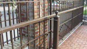 D001 - Ornamental Sliding Gate - 04