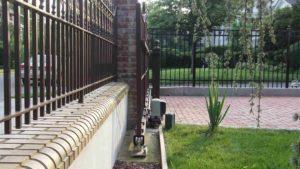 D001 - Ornamental Sliding Gate - 06