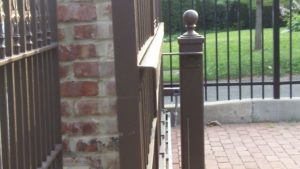 D001 - Ornamental Sliding Gate - 08