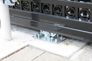 D002 - Bogush Mechanical - Ornamental Steel Sliding Gate 03