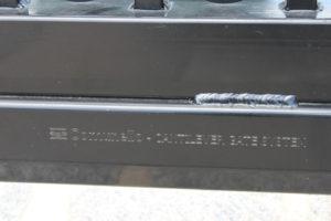 D002 - Bogush Mechanical - Ornamental Steel Sliding Gate 08