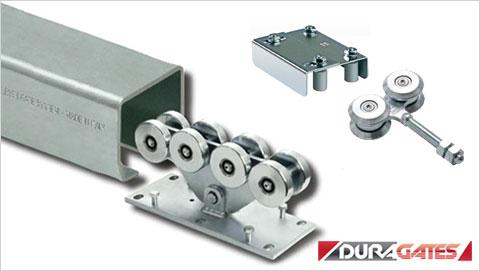 Cantilever slide gate: Your one stop solution for light, medium & heavy sliding gates