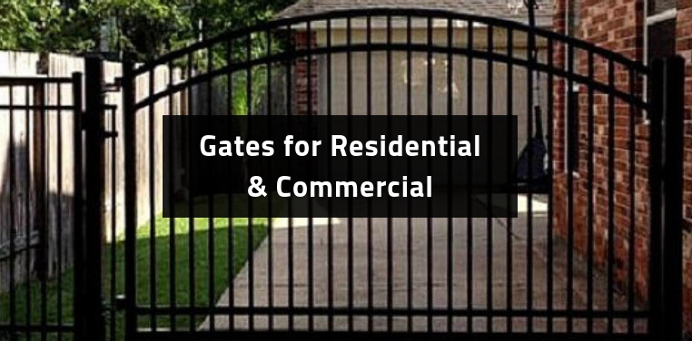 In pursuit of finding best quality residential & commercial gates