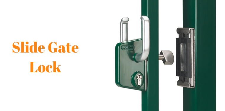 A guide to safeguard your home with slide gate lock system