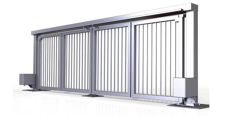 Getting Your Sliding Gate to Work with Slide Gate Hardware