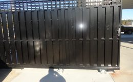 Aluminum Sliding Gate