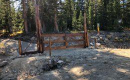 D133-Cantilever Sliding Gate