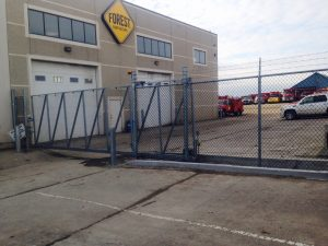 DuraGates Sliding Chain Link Gate