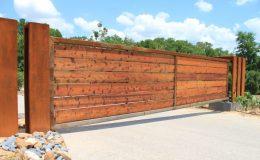 modern-rustic-sliding-gate